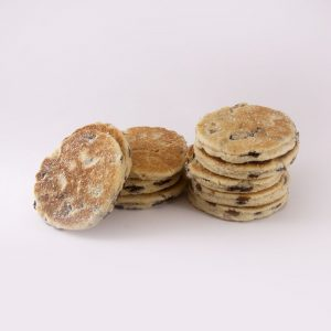 10pk Welsh Cakes - Case of 4