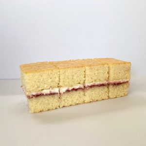 Victoria Sponge Bites - Case of 6