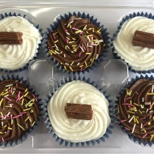 6pk Cupcake of the Month - Case of 4